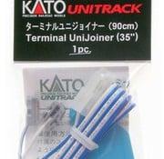 Kato USA (KAT) 381- HO/N Terminal UniJoiner
