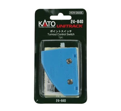 KAT-Kato USA Inc 381- 24-840 Turnout Control Switch for N/HO Switches