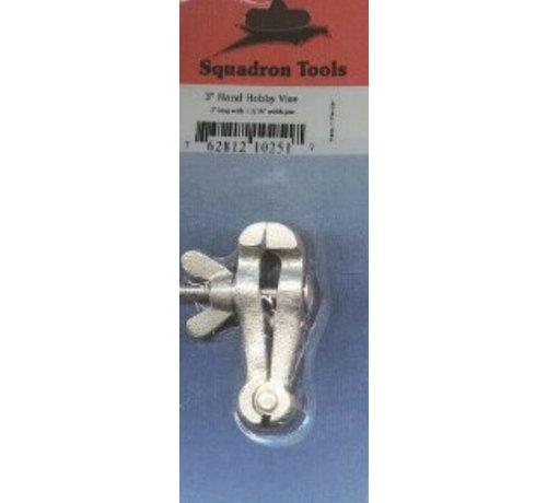 SQU - Squadron 10251 Hand Hobby Vise 3 inch
