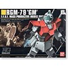 "BANDAI MODEL KITS 101787 #20 RGM-79 GM ""Mobile Suit Gundam"" Bandai HGUC 1/144"