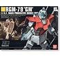 """101787 #20 RGM-79 GM """"Mobile Suit Gundam"""" Bandai HGUC 1/144"""