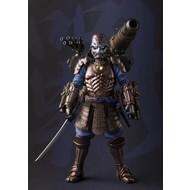 "BANDAI MODEL KITS Koutetsu Samurai War Machine ""Marvel"""