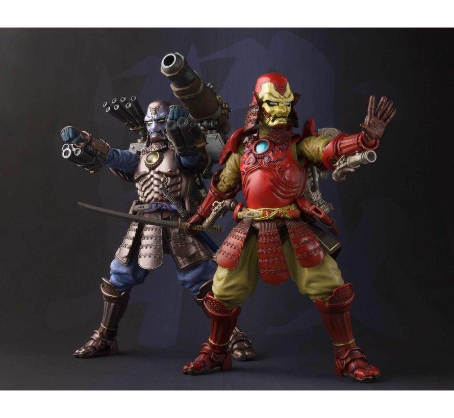 "19825 Koutetsu Samurai War Machine ""Marvel"", Bandai Meisho Manga Realization *P-Bandai*"