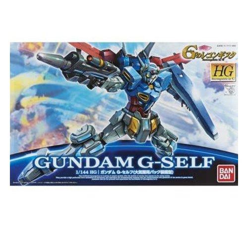 BANDAI MODEL KITS 193228 1/144 #01 Gundam G-Self w/Atmospheric Pack