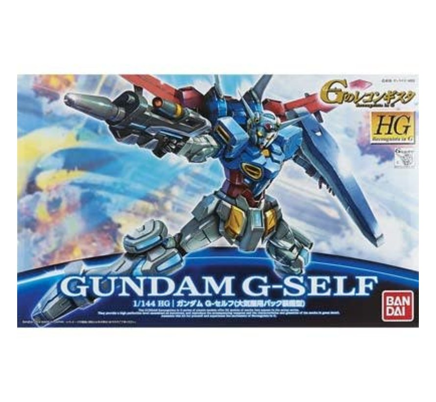 193228 1/144 #01 Gundam G-Self w/Atmospheric Pack