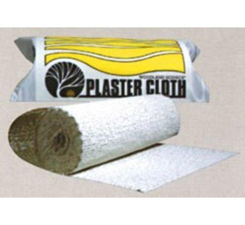 "WOO - Woodland Scenics 785- C1203 PLASTER CLOTH 8""X10'ROLL"