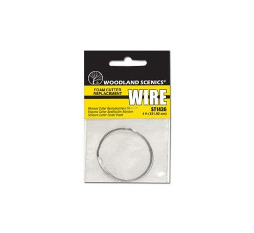 WOO - Woodland Scenics 785- ST1436 Hot Wire ( nichrome ) Replacement Wire 4 *