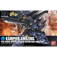 BANDAI MODEL KITS #08 Kampfer Amazing