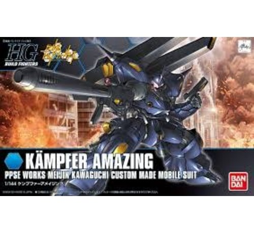 BANDAI MODEL KITS 185177 1/144 #08 Kampfer Amazing