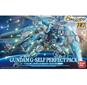 BANDAI MODEL KITS G-Self Equiped w/Perfect Pack HG