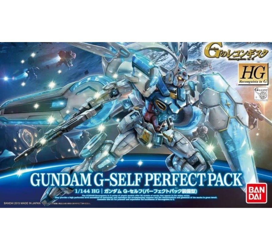 200636 1/144 HG Gundam G-Self Equiped w/Perfect Pack