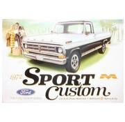 Moebius (MOE) 1/25 1972 Ford Sport Custom Pick-Up