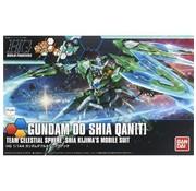 BANDAI MODEL KITS 00 Qanta(T) Custom Gundam HGBF