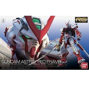 BANDAI MODEL KITS #19 MBF-P02 Gundam Astray Red Frame RG