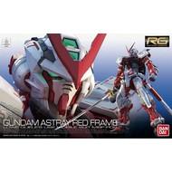 BANDAI MODEL KITS #19 MBF-P02 Gundam Astray Red Frame RG
