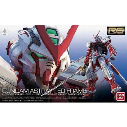 BANDAI MODEL KITS 200634 #19 MBF-P02 Gundam Astray Red Frame RG
