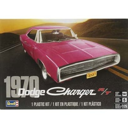 RMX- Revell 854381 1/25 1970 Dodge Charger R/T