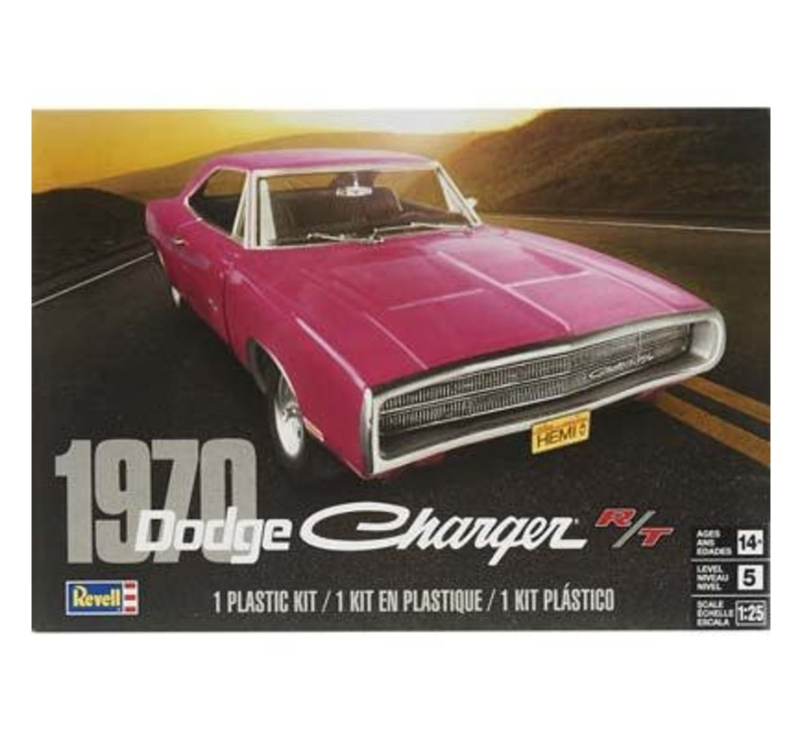 854381 1/25 1970 Dodge Charger R/T