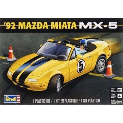 RMX- Revell 854432 1/24 1992 Mazda Miata