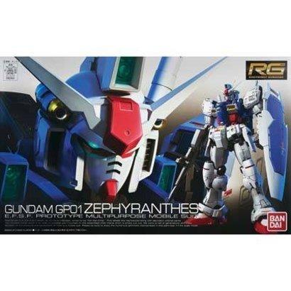 BANDAI MODEL KITS 182654 #12 RX-78GP01 Gundam Zephyranthes RG
