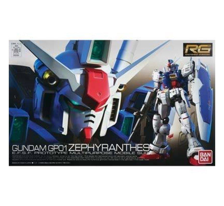 182654 #12 RX-78GP01 Gundam Zephyranthes RG