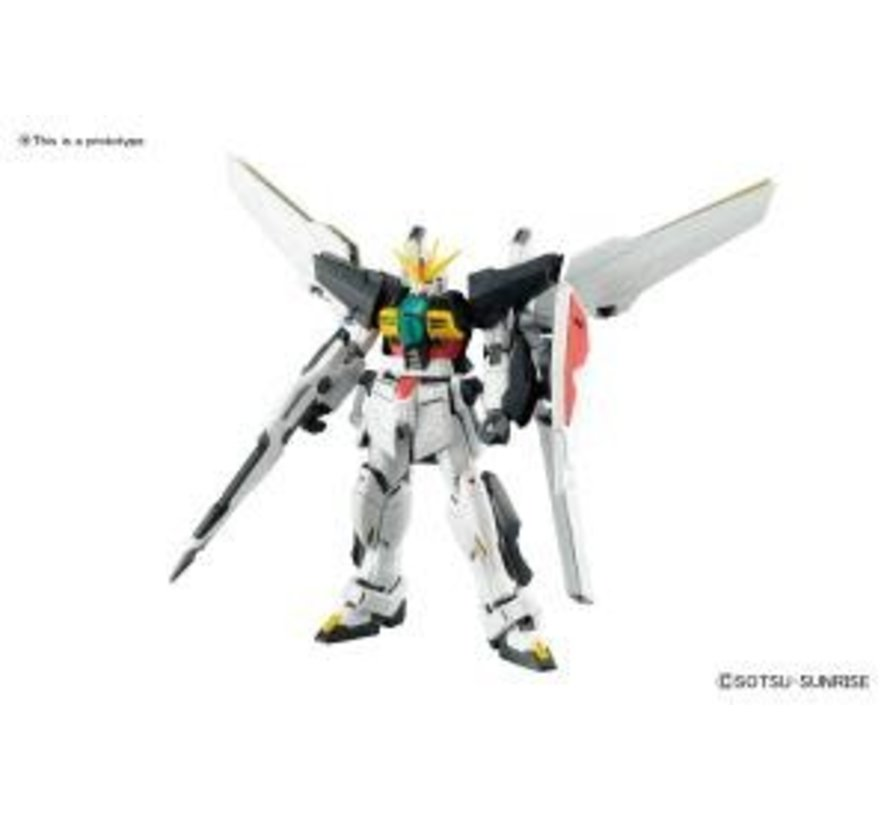 194873 MG 1/100 Gundam Double X