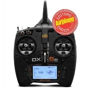SPM - Spektrum DX6e 6CH Transmitter Only