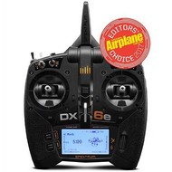 SPM - Spektrum DX6e 6CH Transmitter Only
