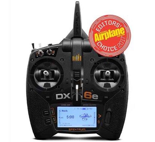 Spektrum (SPM) R6650 DX6e 6CH Transmitter Only