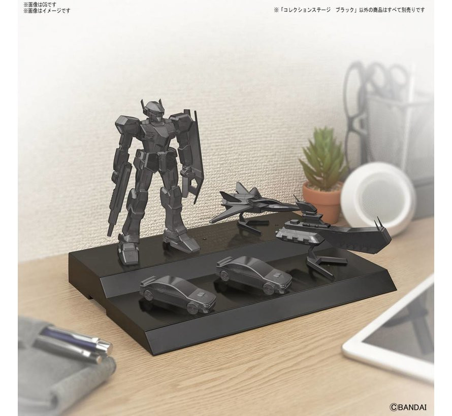 "221048 COLLECTION STAGE BLACK ""Collection Stage"", Bandai"