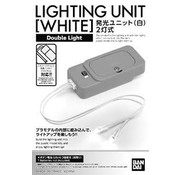 BANDAI MODEL KITS Lighting Unit 2 Led Type White
