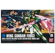 BANDAI MODEL KITS #06 Wing Gundam Fenice HG