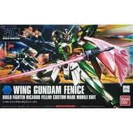 BANDAI MODEL KITS #06 Wing Gundam Fenice HG