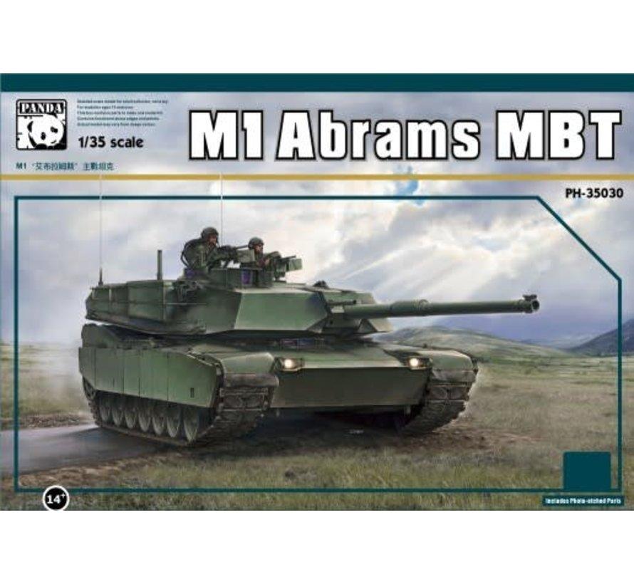 35030 Panda Hobby 1/35 M1 Abrams MBT