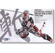 BANDAI MODEL KITS PG 1/60 Gundam Astray Red Frame