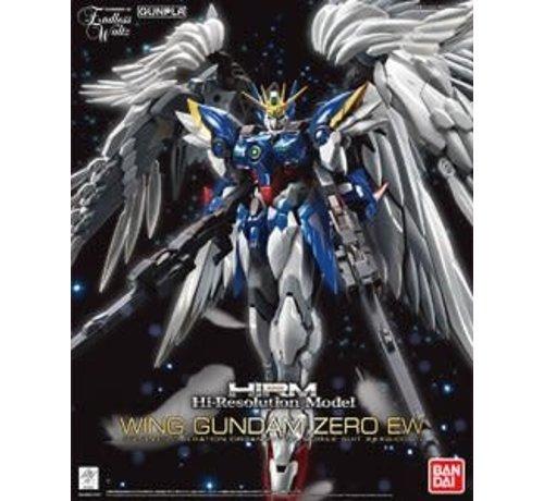 "BANDAI MODEL KITS 216746 Wing Gundam Zero EW  ""Gundam Wing: Endless Waltz"", Bandai Hi-Resolution Model 1/100"