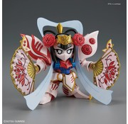BANDAI MODEL KITS BB412 DiaoChan Qubeley & General's Palanquin SD