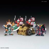 BANDAI MODEL KITS BB410 DianWei Asshimar  SD