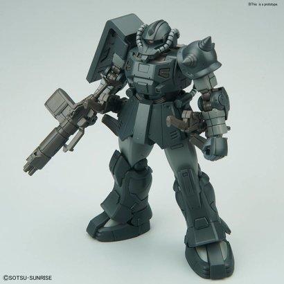 "BANDAI MODEL KITS 221056 Act Zaku (Kycilia's Forces) ""The Origin"", Bandai HGUC 1/144"