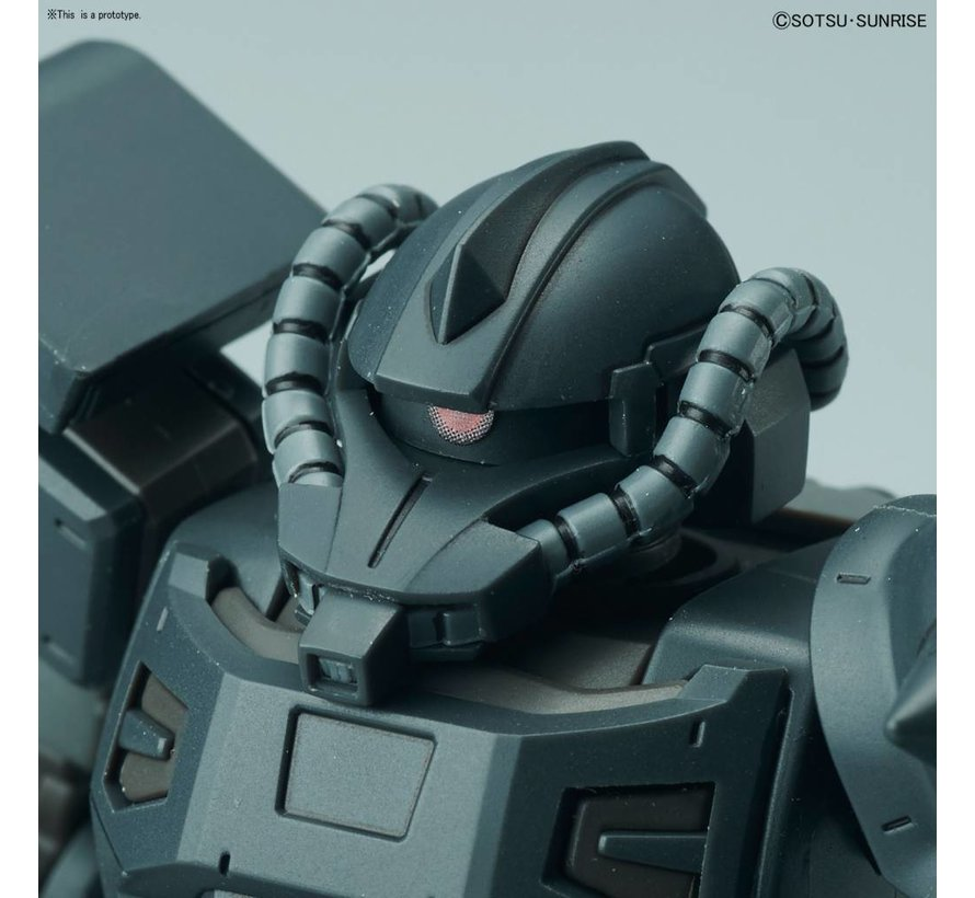"221056 Act Zaku (Kycilia's Forces) ""The Origin"", Bandai HGUC 1/144"