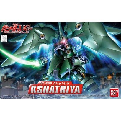 BANDAI MODEL KITS BB#367 Kshatriya Bandai SD