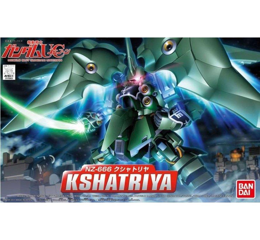 BB#367 Kshatriya Bandai SD