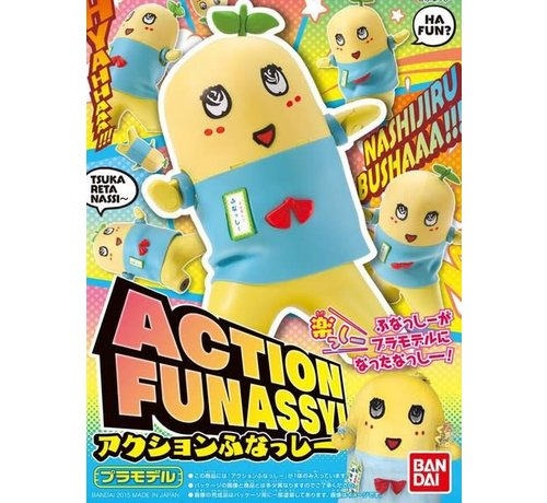BANDAI MODEL KITS 201296 Funassyi Bandai Action Model