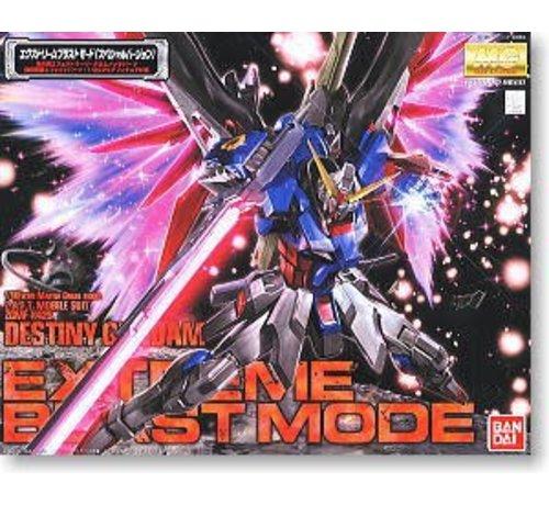 BANDAI MODEL KITS 151244 1/100 Snap Destiny Extreme Burst Mode MG
