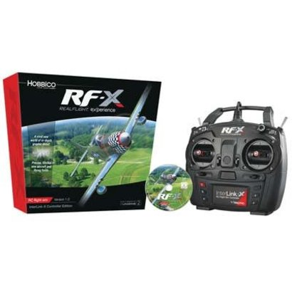 GPM - Great Planes Z4540 Realflight RF-X with Interlink-X