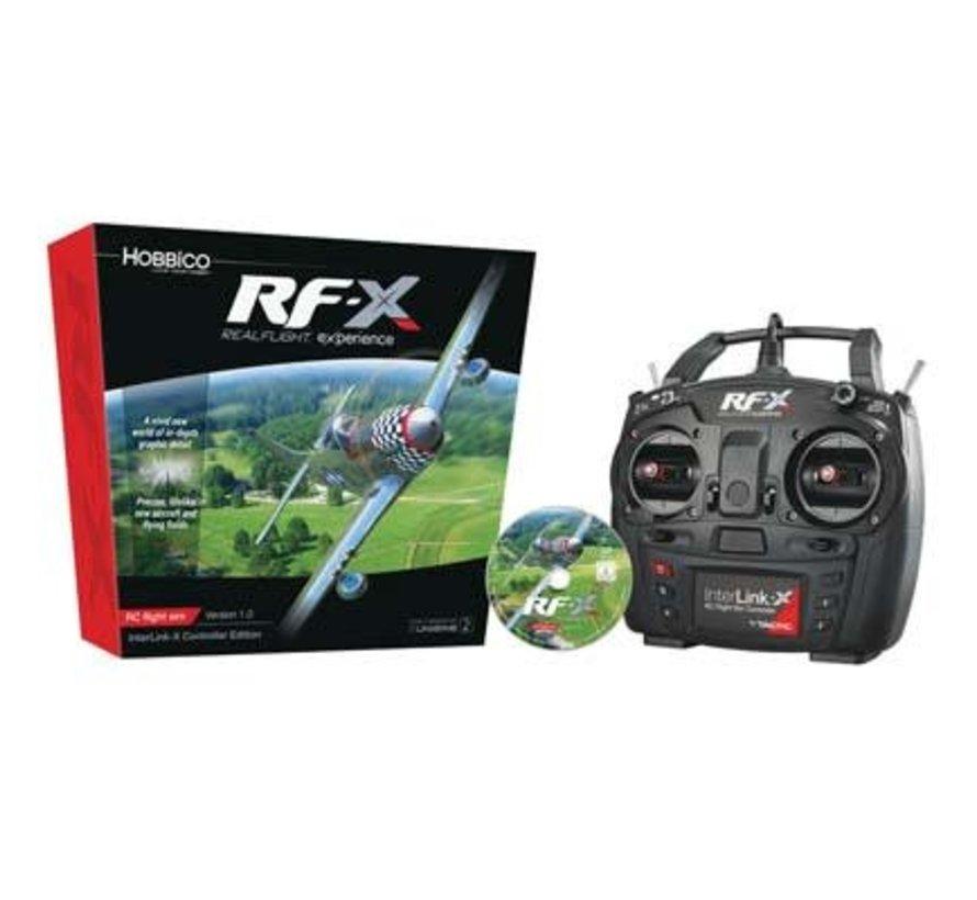 Z4540 Realflight RF-X with Interlink-X
