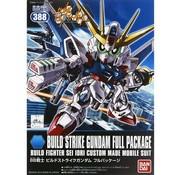 BANDAI MODEL KITS BB#388 Build Strike Full Package SD