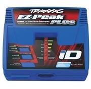 Traxxas -TRA EZ-Peak Plus 4amp NiMH/LiPo Charger w/iD