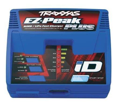 Traxxas -TRA 2970 EZ-Peak Plus 4amp NiMH/LiPo Charger w/iD Auto Batt