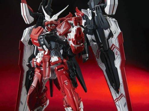 BANDAI MODEL KITS Gundam Astray Turn Red MG